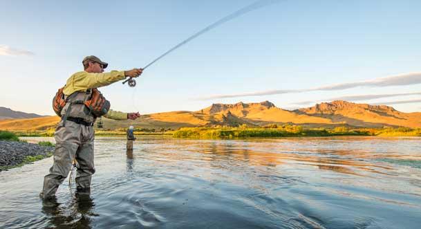 Fishing Montana