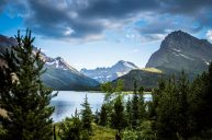 St. Mary's Lake Glacier National Park