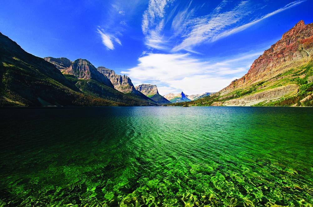 Glacier National Park Genuine Montana