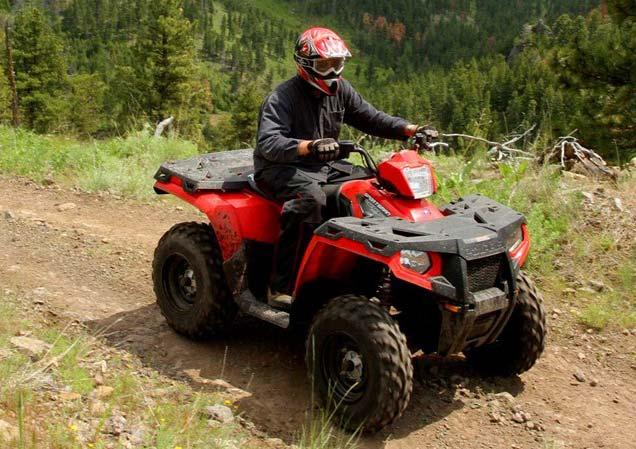 Off Road Trails Genuine Montana