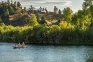 Fishing the Missouri River