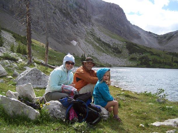 Our Lake Hike