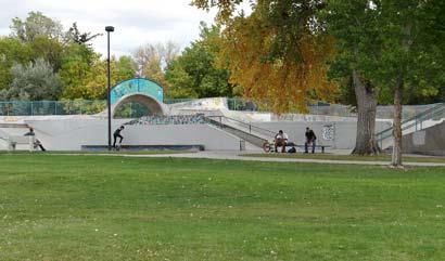 Riverside Railyard Skatepark
