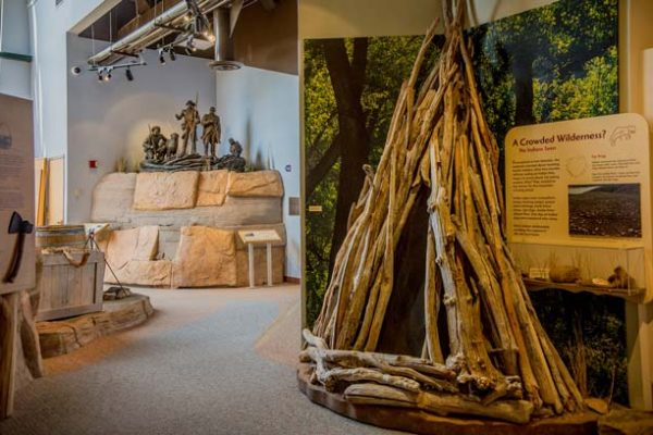 Lewis and Clark Interpretive Center